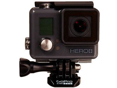 GoPro Hero + LCD a 240 euros en Amazon