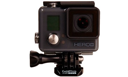 GoPro Hero + LCD a 240 euros en Amazon
