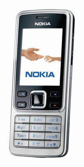 Nokia 6300 y Nokia 6085 con Movistar