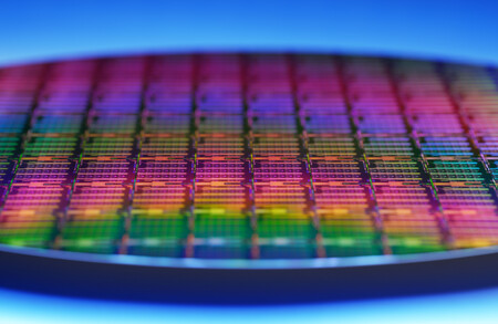 Intel 3rd Gen Xeon Scalable Wafer 3