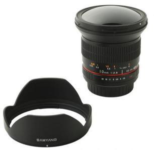 Samyang 10mm f/2.8 ED AS UMC: La nueva joya de Samyang para Photokina