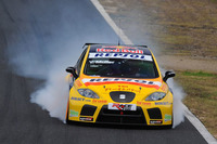 El SEAT León TDI conquista el WTCC