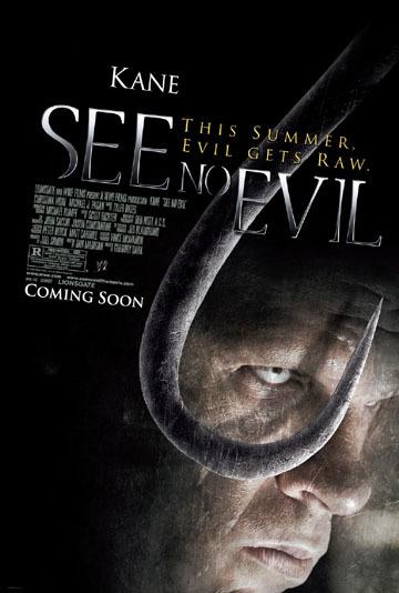Póster, tráiler y página oficial de 'Los ojos del mal' ('See no evil')