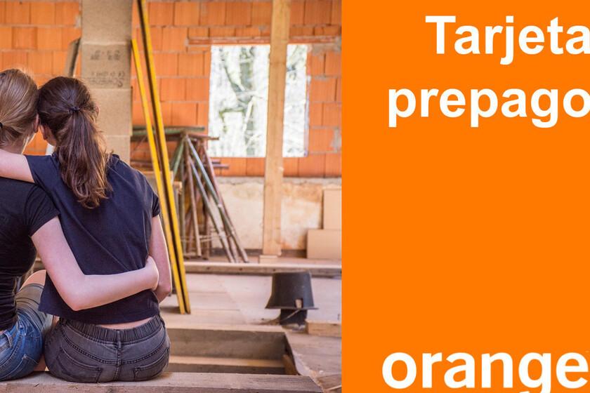 Orange te regala hasta 400 euros de saldo extra por traer amigos a prepago