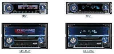 Kenwood y sus radios con USB para el coche