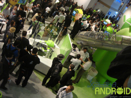 No habrá Android Land en el Mobile World Congress 2013