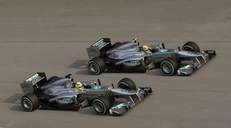 Ross Brawn insiste: no hay número uno en Mercedes