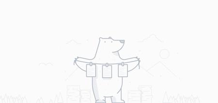Bear Masthead