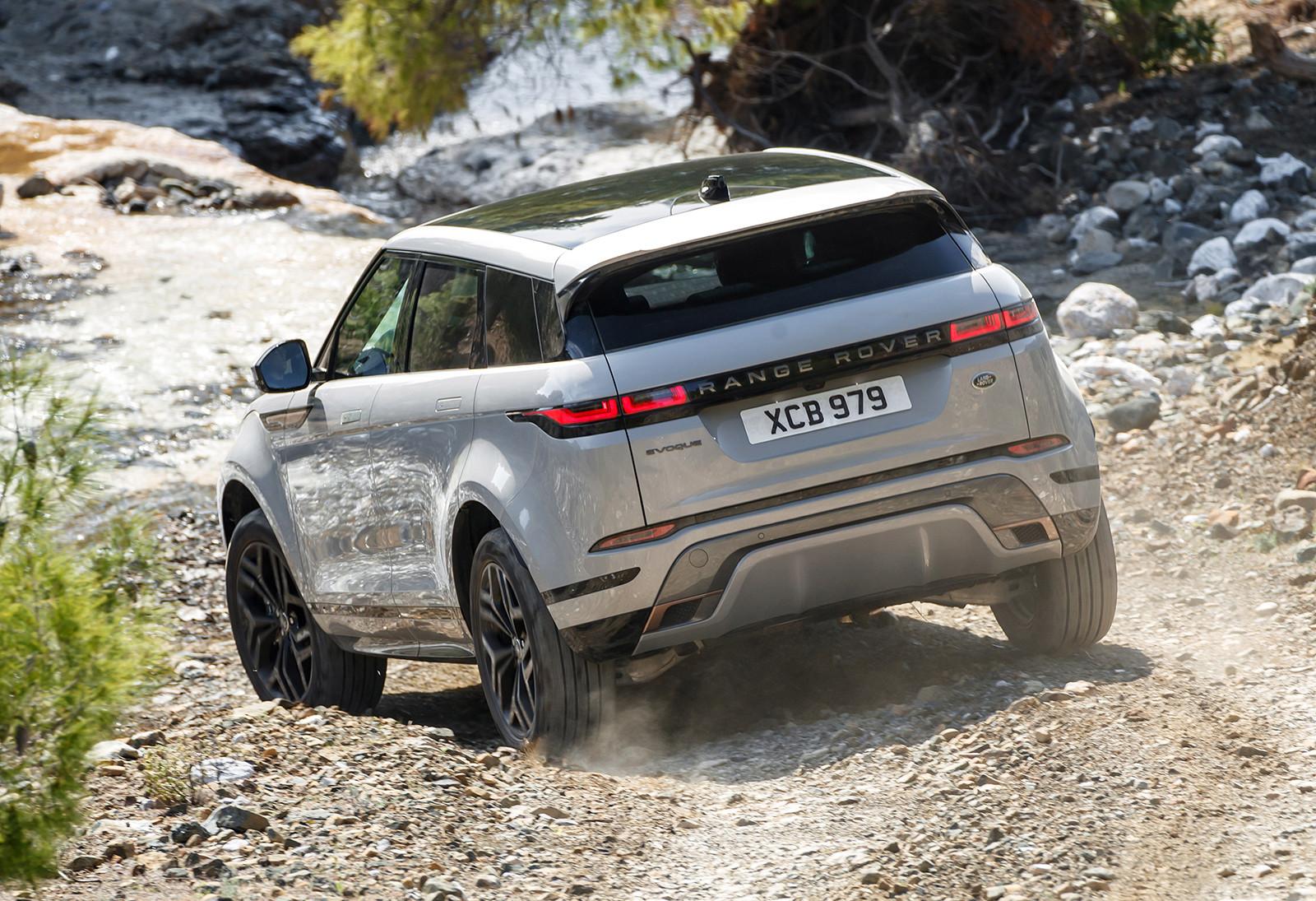 Foto de Range Rover Evoque 2019 (19/45)