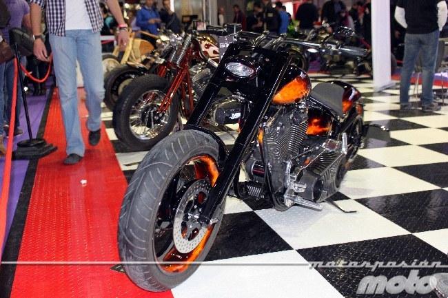 Custom Moto Madrid.