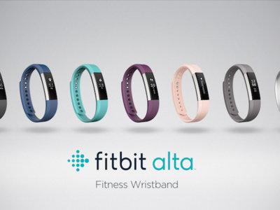 Así es la nueva Fitbit 'Alta', una pulsera cuantificadora que está a la moda