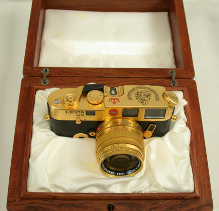 Leica M6 Oro