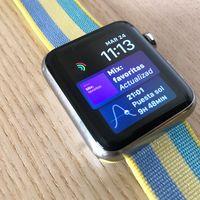 Nuevo programa de reemplazo para las pantallas agrietadas de los Apple Watch Series 2 y 3