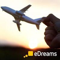Vuelos de último minuto desde 9 euros con eDreams