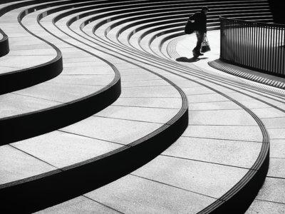 Hiroharu Matsumoto, geometría, minimalismo y calma en las calles de Tokio