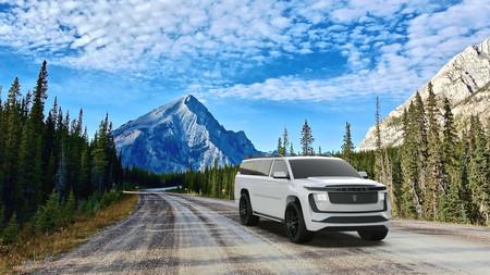 Triton Model H, un SUV eléctrico de 1,500 hp, 0-100 km/h en 2.9 segundos y tamaño de Escalade