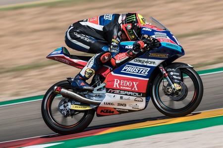Marco Bezzecchi Motogp Aragon 2018