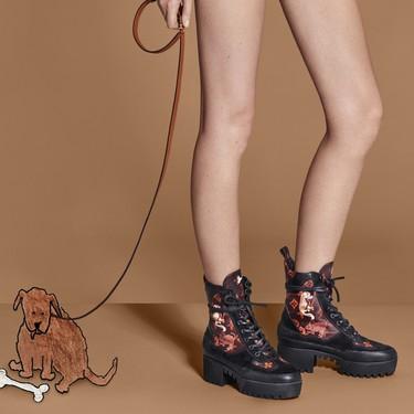 Clonados y pillados: te costará diferenciar los botines Laureate de Louis Vuitton con los nuevos de Uterqüe