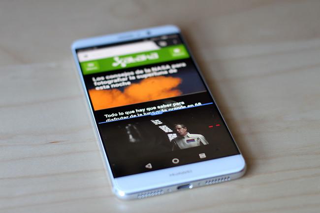 Huawei Mate nueve 4