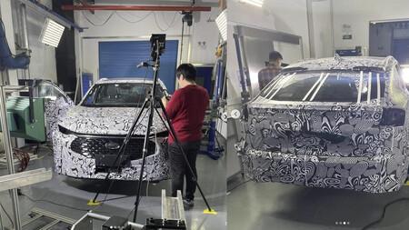 Filtrado: Este podría ser el Ford Fusion Active, una reinterpretación en forma de vagoneta con detalles de SUV