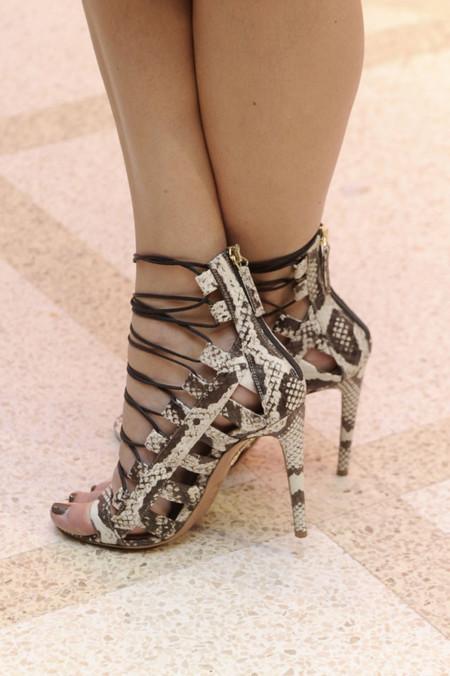 Zapatos de Blanca Suárez