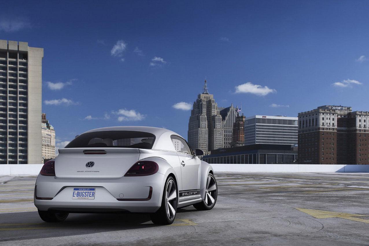 Foto de Volkswagen E-Bugster (9/13)