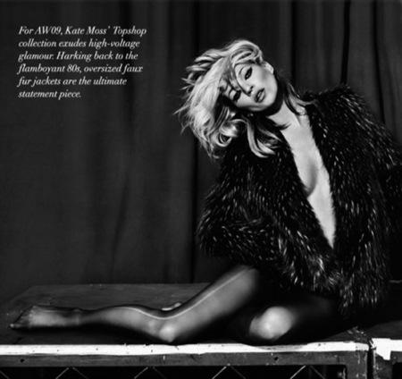 Kate Moss para TopShop Otoño-Invierno 2009/2010 III
