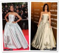 Vestido de Louis Vuitton: ¿Paz o Kerry?