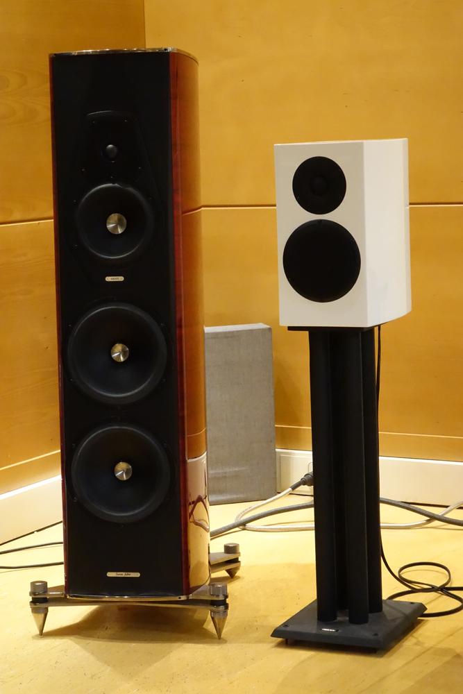 Foto de Equipos HiFi Audio Research y Sonus Faber / Devialet y Atohm (2/8)