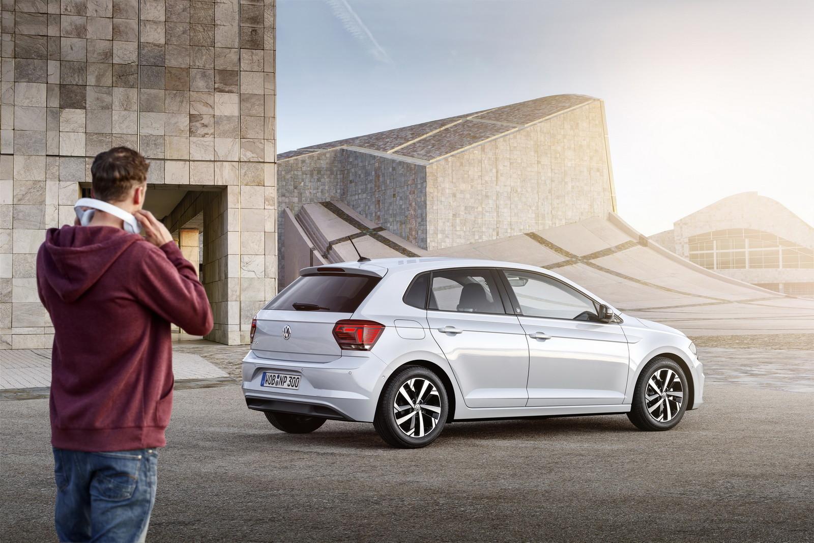 Foto de Volkswagen Polo 2018 (17/51)