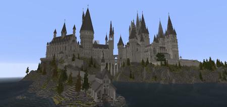 El mejor juego de Harry Potter es un mapa de Minecraft que enamorará a los fans de la saga