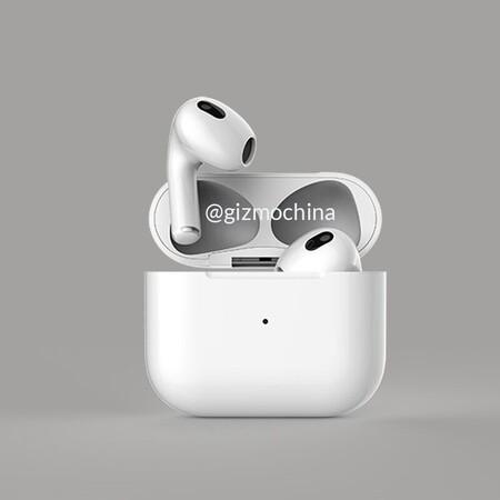 Apple Airpods 3 Render 2