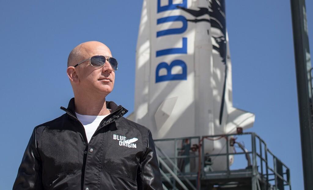 Jeff Bezos viajará al espacio en el primer vuelo de Blue Origin, que estará acompañado además por su hermano en esta