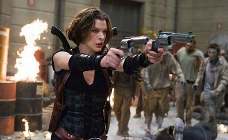 Milla Jovovich anuncia que 'Resident Evil 5' está en marcha