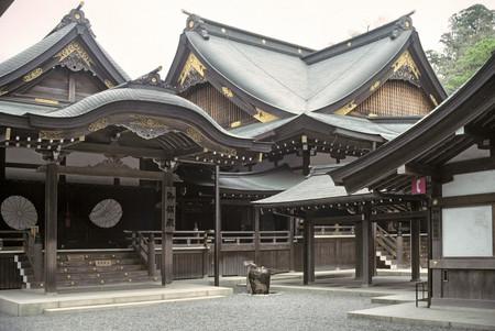 Santuario de Ise, el templo que se reconstruye cada 20 años