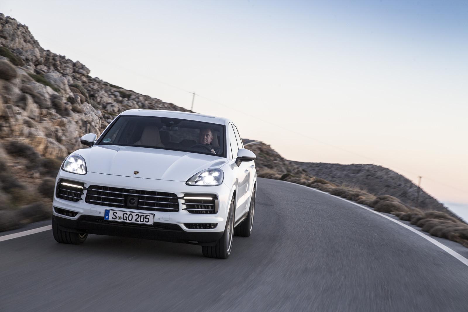 Foto de Porsche Cayenne S 2018 (20/57)