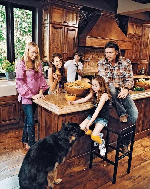 Foto de La familia de Miley Cyrus (3/34)