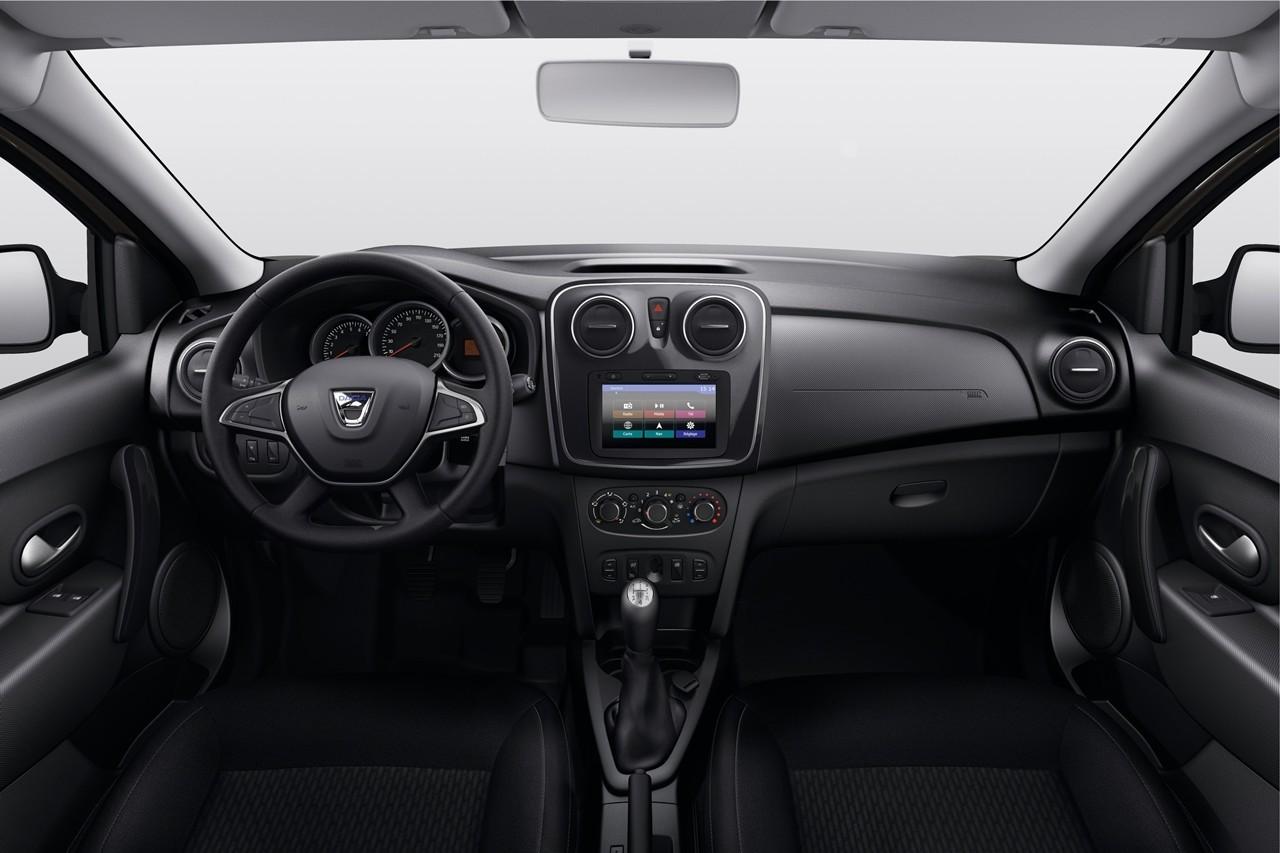 Dacia Sandero y Logan 2017