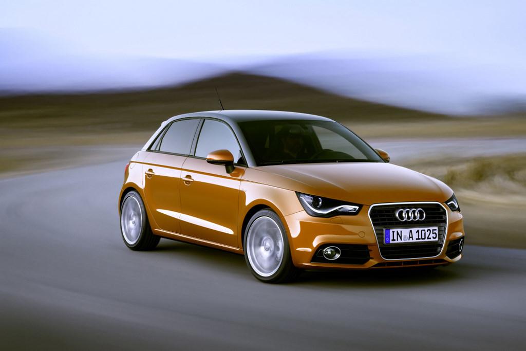 Foto de Audi A1 Sportback (4/21)