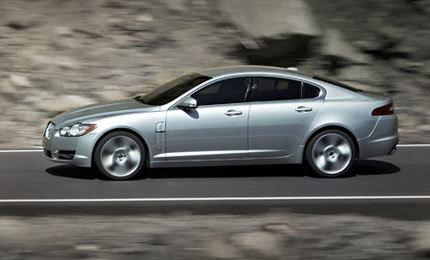 Jaguar XF, filtrada la primera imagen