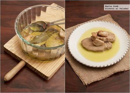Lomo de cerdo escabechado, receta fácil y deliciosa