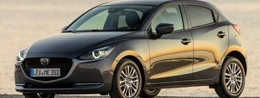 Un nuevo modelo basado en el Toyota Yaris podría reemplazar el Mazda2 actual