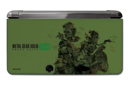 Accesorios de Metal Gear Solid: Snake Eater para Nintendo 3DS