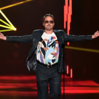 Robert Downey Jr. dedica a Stan Lee su People's Choice Award a la estrella masculina de 2019