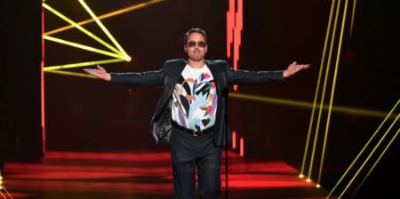 Robert Downey Jr. dedica a Stan Lee su People's Choice Award a la estrella masculina de 2019