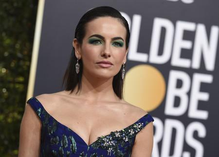 Camilla Belle Globos De Oro 2019