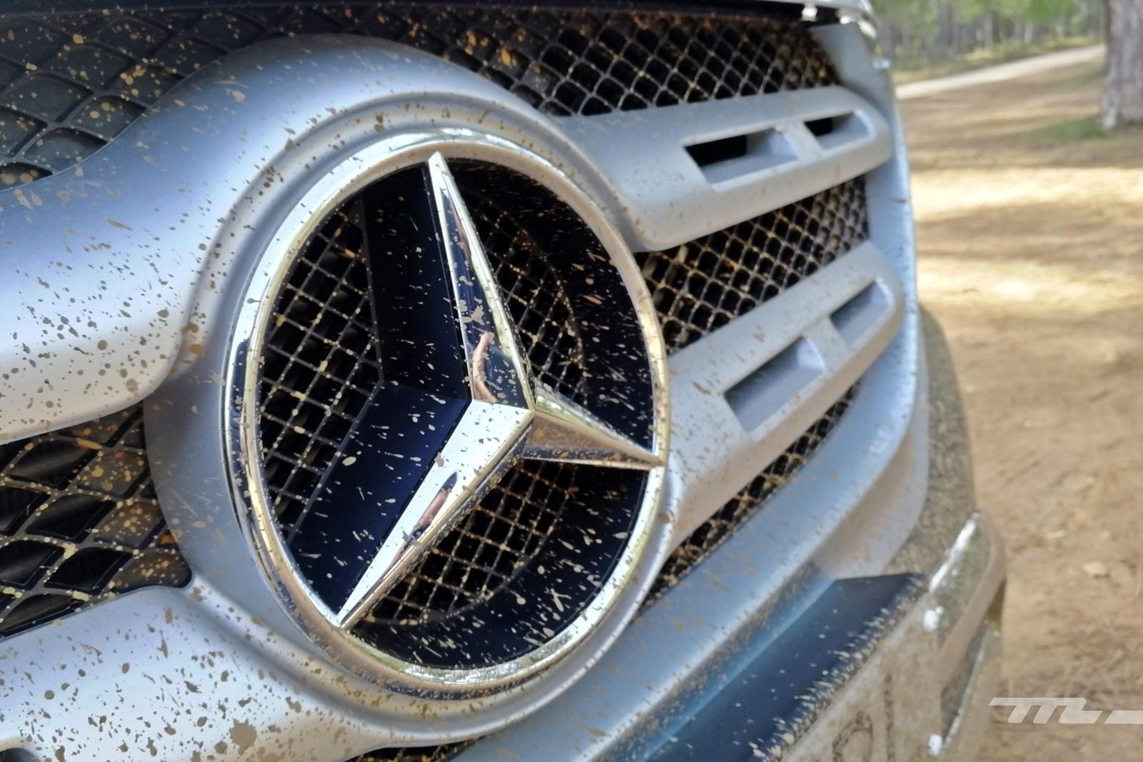 Foto de Mercedes-Benz Clase X 350d 2019 prueba contacto (5/78)