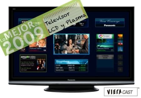 Panasonic V10, mejor televisor de 2009