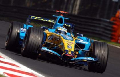 Monza, cuestión de velocidad