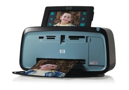 HP Photosmart A626, impresora portátil